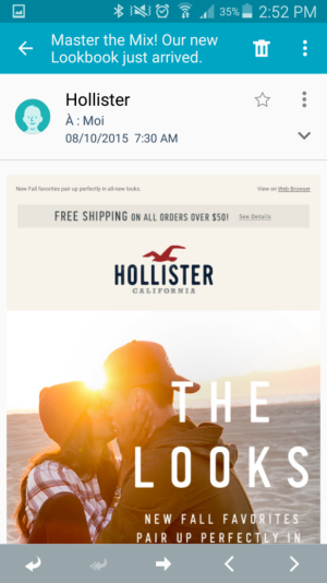 Hollister mobile