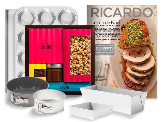 Concours - Ricardo