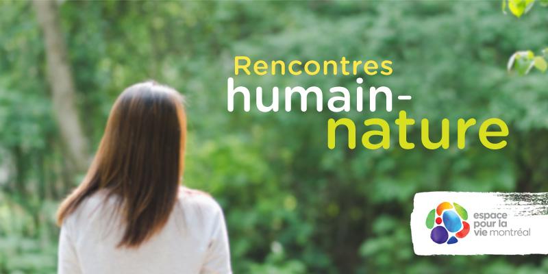 Les Rencontres humain-nature