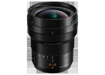 Panasonic Lumix G Leica DG-Vario-Elmarit 8-18mm f/2.8-4.0 ASPH