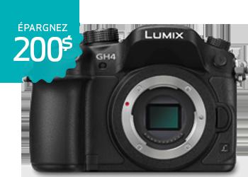 Lumix DMC-GH4