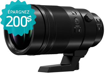 Panasonic Leica 200mm f/2.8