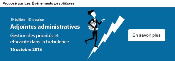 Adjointes administratives