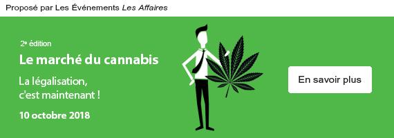 Marché du cannabis