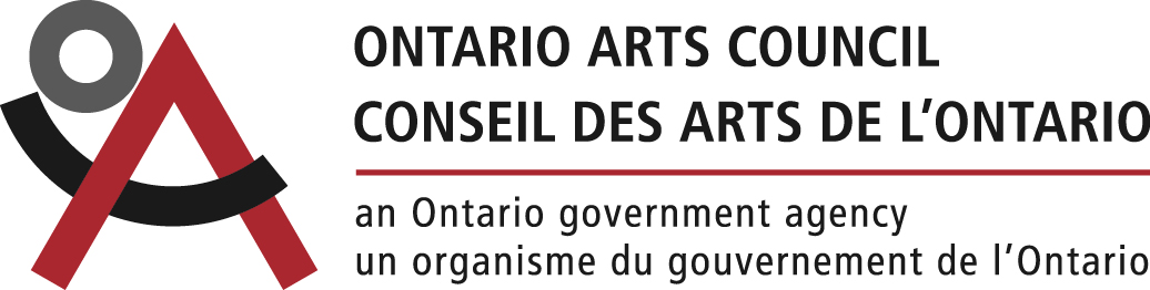 Ontario Arts Council - Conseil des arts de l'Ontario