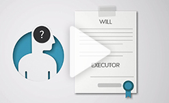 Choosing an executor for your estate