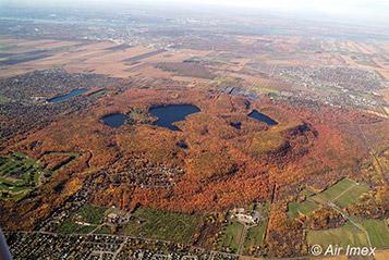 Consolidation de la protection des habitats fauniques en périphérie des parcs