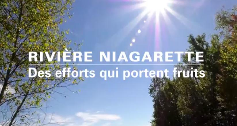 image d'ouverture du vidéo Rivière Niagarette