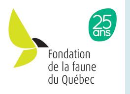 Fondation de la faune du Québec - 25ans