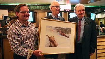 Souper-bénéfice de la Fondation de la faune : un succès renouvelé