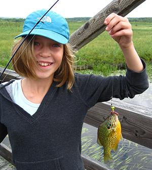 Programme Pêche en herbe