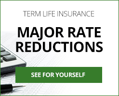 Major rate reductions