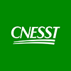 Logo de la Commission des normes, de l'équité, de la santé et de la sécurité du travail (C N E S S T)